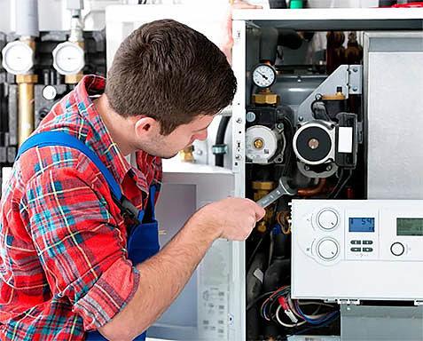 Монтаж и обслуживание газового котла