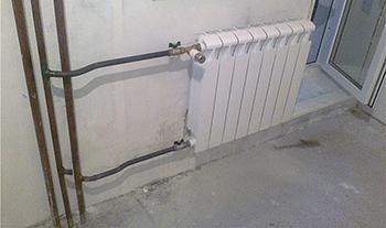 Обводы для радиаторов отопления